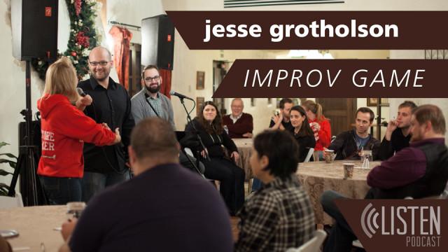 Jesse GrothOlson | Ep2.1