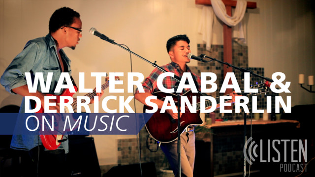 Walter Cabal and Derrick Sanderlin   Ep3